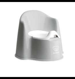 Baby Bjorn baby bjorn potty chair - gray/white