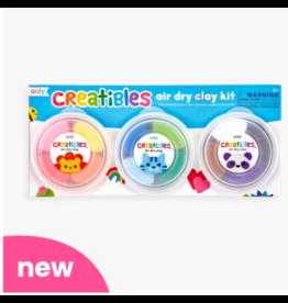 Ooly ooly creatibles diy air-dry clay kit