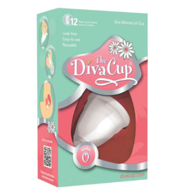 The Diva Cup the diva cup model 0