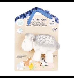 Tikiri tikiri bonikka farm collection my first farm rattle + bath toys - sheep