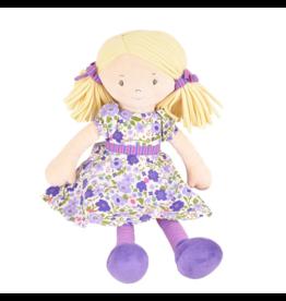 Tikiri tikiri bonikka collection peggy doll blonde hair with lilac + pink dress