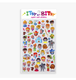 Ooly ooly itsy bitsy stickers - fairy tales