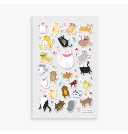 Ooly ooly itsy bitsy stickers - puffy pets