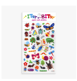 Ooly ooly itsy bitsy stickers - bug life