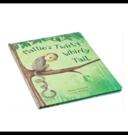 Jellycat jellycat mattie's twirly whirly tail book