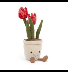 Jellycat jellycat amuseables florist tulip