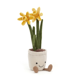Jellycat jellycat amuseables florist daffodil