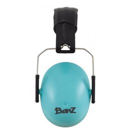 Banz banz earmuffs hearing protection for kids - lagoon blue