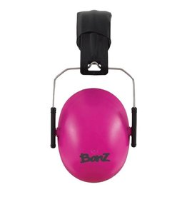 Banz banz earmuffs hearing protection for kids - magenta