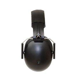 Banz banz earmuffs hearing protection for kids - black