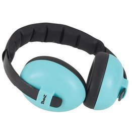 Banz banz earmuffs hearing protection for baby - aqua
