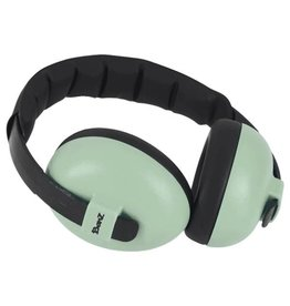 Banz banz earmuffs hearing protection for baby - mint green