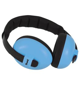 Banz banz earmuffs hearing protection for baby - blue