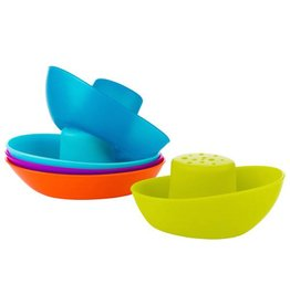 Boon boon fleet stacking boats 5 piece set