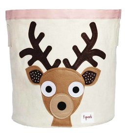 3 Sprouts 3 sprouts storage bin - deer