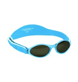 Banz adventure banz SPF sunglasses - caribbean blue