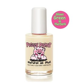Piggy Paint piggy paint natural nail polish 15ml - radioactive (glow in the dark)