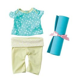 Manhattan Toy baby stella yoga baby outfit