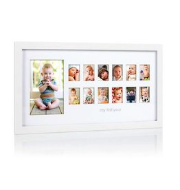 Pearhead pearhead photo moments frame - white
