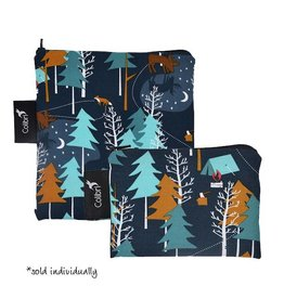 Colibri colibri reusable snack bag - camp out