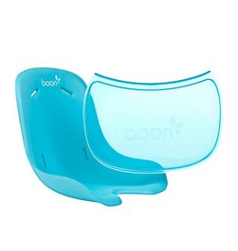 Boon boon flair pedestal seat pad and tray liner - blue