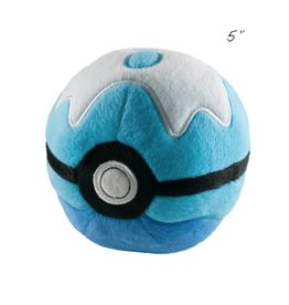 "TOMY - Pokemon pokemon 5"" plush dive ball"