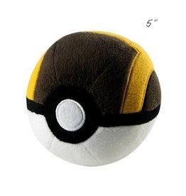 "TOMY - Pokemon pokemon 5"" plush ultra ball"