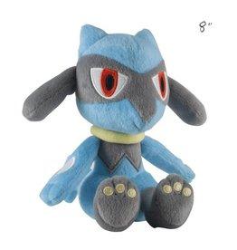 "TOMY - Pokemon pokemon 8"" plush riolu"