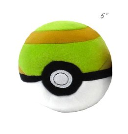 "TOMY - Pokemon pokemon 5"" plush nest ball"