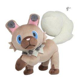 """TOMY - Pokemon pokemon 8"""" plush rockruff"""