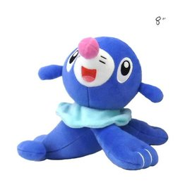 "TOMY - Pokemon pokemon 8"" plush laughing popplio"