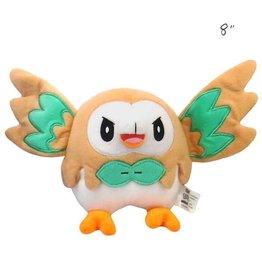 """TOMY - Pokemon pokemon 8"""" plush flying rowlet"""