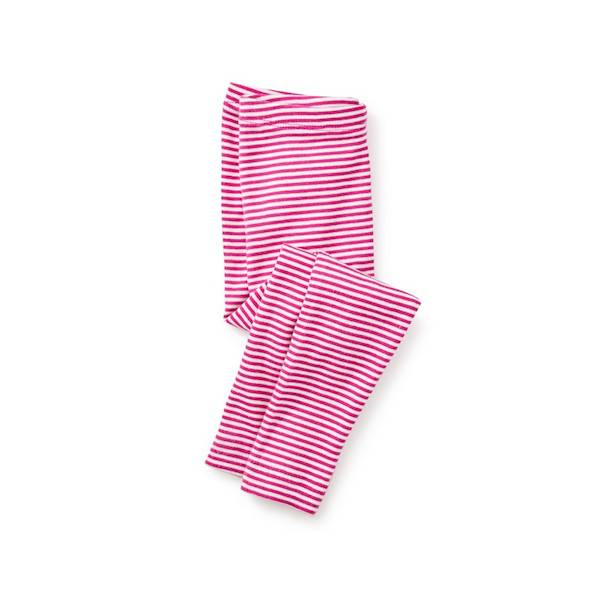 bb1802b7989 Tea Collection tea collection striped baby leggings - shocking fuschia ...