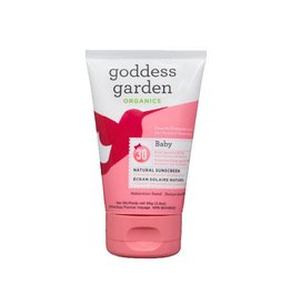 Goddess Garden goddess garden SPF 30 baby natural sunscreen 100ml