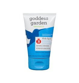 Goddess Garden goddess garden SPF 30 kids sport natural sunscreen 100ml