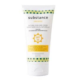 Matter Company matter company substance SPF 30 unscented suncare creme sunscreen 180ml (6oz)