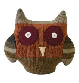 Cate & Levi cate & levi pillow pal - owl