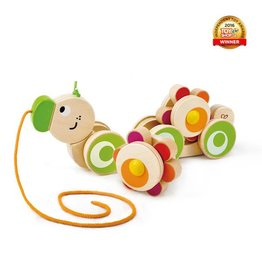 Hape Toys hape toys walk-along caterpillar