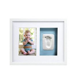 Pearhead pearhead babyprints wall frame - white