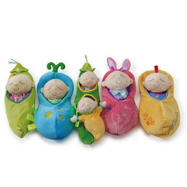 manhattan toy  Snuggle Pods Hunny Bunny by Manhattan Toy - Baby Charlotte