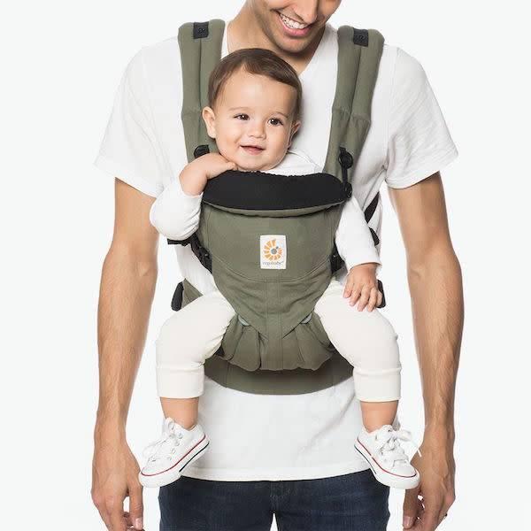Ergo Baby ergo baby omni 360 carrier - khaki green