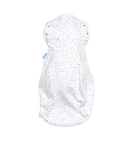 Gro Company grosnug make a wish newborn 2 in 1 swaddle & grobag