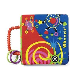 Manhattan Toy whoozit soft infant activity photo album