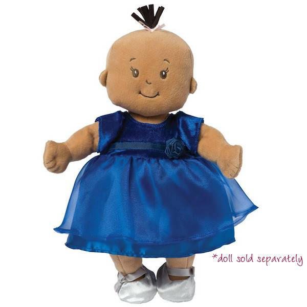 d9ac51e5d Baby Stella Party Dress Outfit by Manhattan Toy - Baby Charlotte