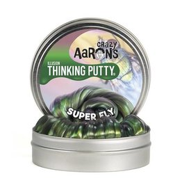 Crazy Aaron Enterprises Inc. crazy aaron's thinking putty super illusions - super fly