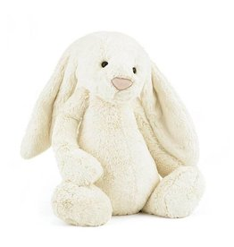 Jellycat jellycat bashful cream bunny - large
