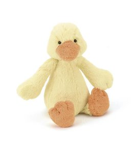 Jellycat jellycat bashful yellow duckling - small