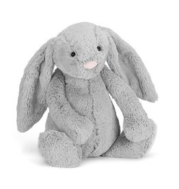 Jellycat jellycat bashful grey bunny - large