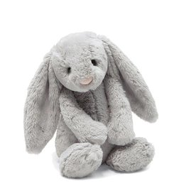 Jellycat jellycat bashful grey bunny - medium