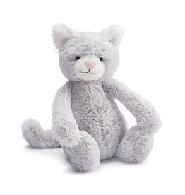 Jellycat jellycat bashful grey kitty - medium